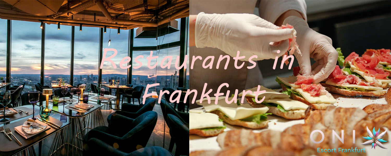 Restaurants in Frankfurt FINAL